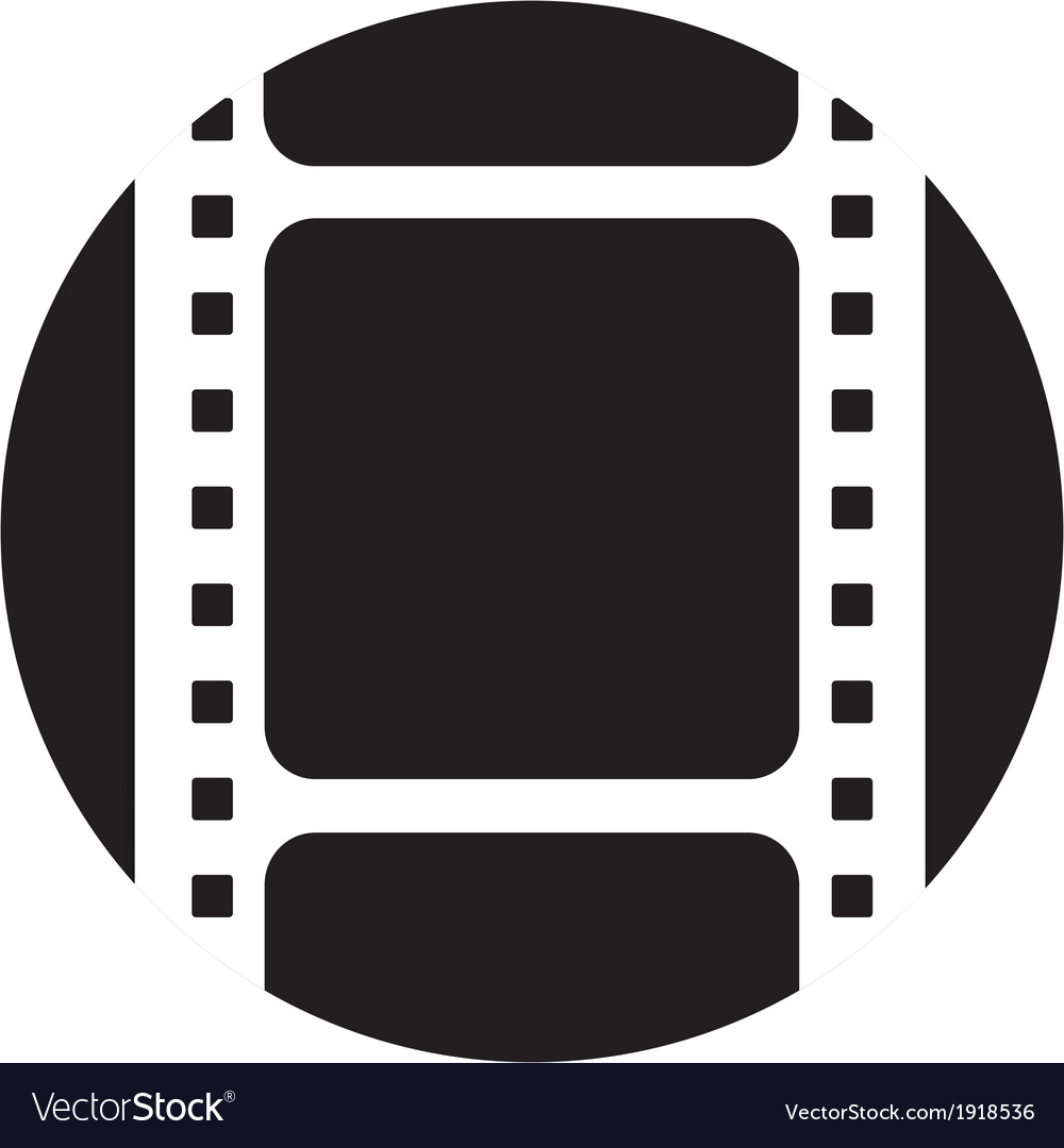 Old filmstrip vector | Price: 1 Credit (USD $1)