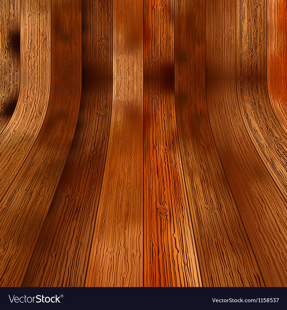 Wooden planks interior with illuminated  eps8 vector | Price: 1 Credit (USD $1)
