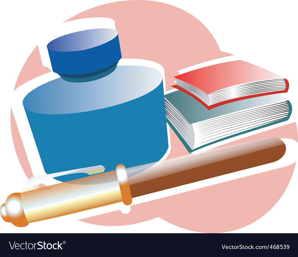 Study equipments vector | Price: 1 Credit (USD $1)