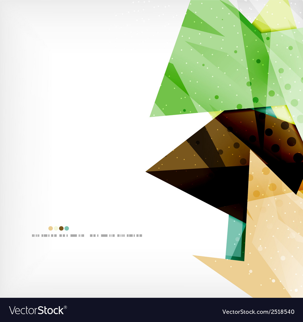 Abstract sharp angles background vector | Price: 1 Credit (USD $1)
