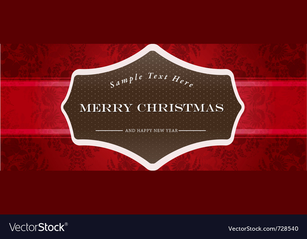 Xmas background vector | Price: 1 Credit (USD $1)
