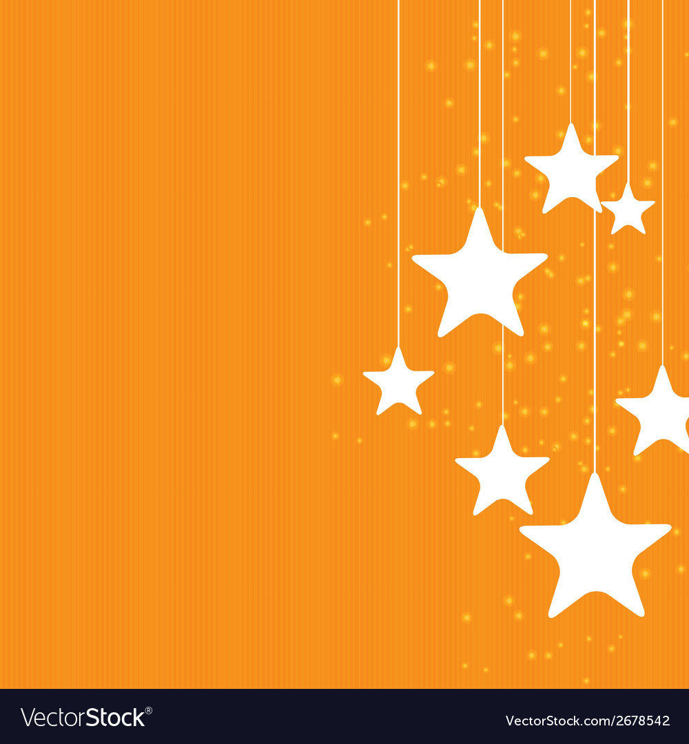 Abstract christmas star background vector   Price: 1 Credit (USD $1)