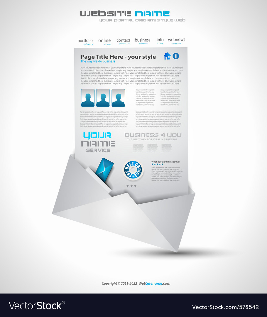 Postage high tech vector | Price: 3 Credit (USD $3)