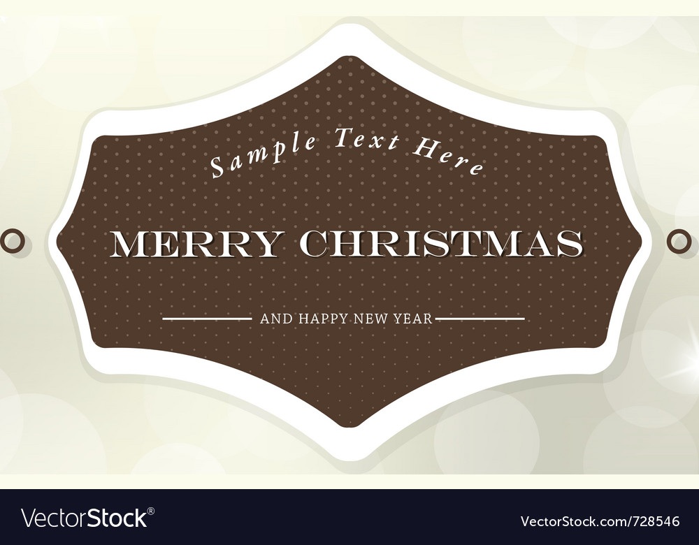 Christmas silver background vector | Price: 1 Credit (USD $1)