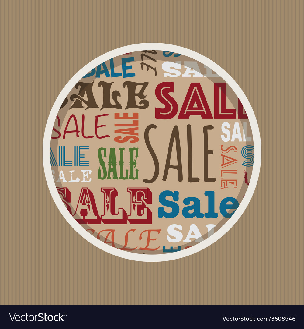 Sale background vector | Price: 1 Credit (USD $1)