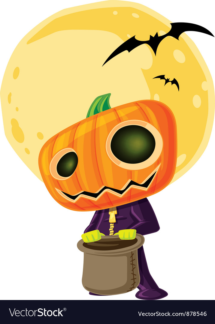 Trick or treat vector | Price: 3 Credit (USD $3)