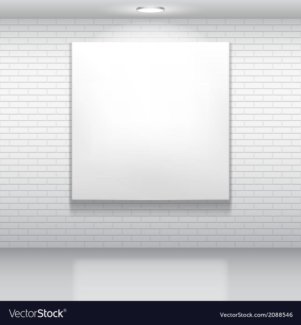 White picture vector | Price: 1 Credit (USD $1)