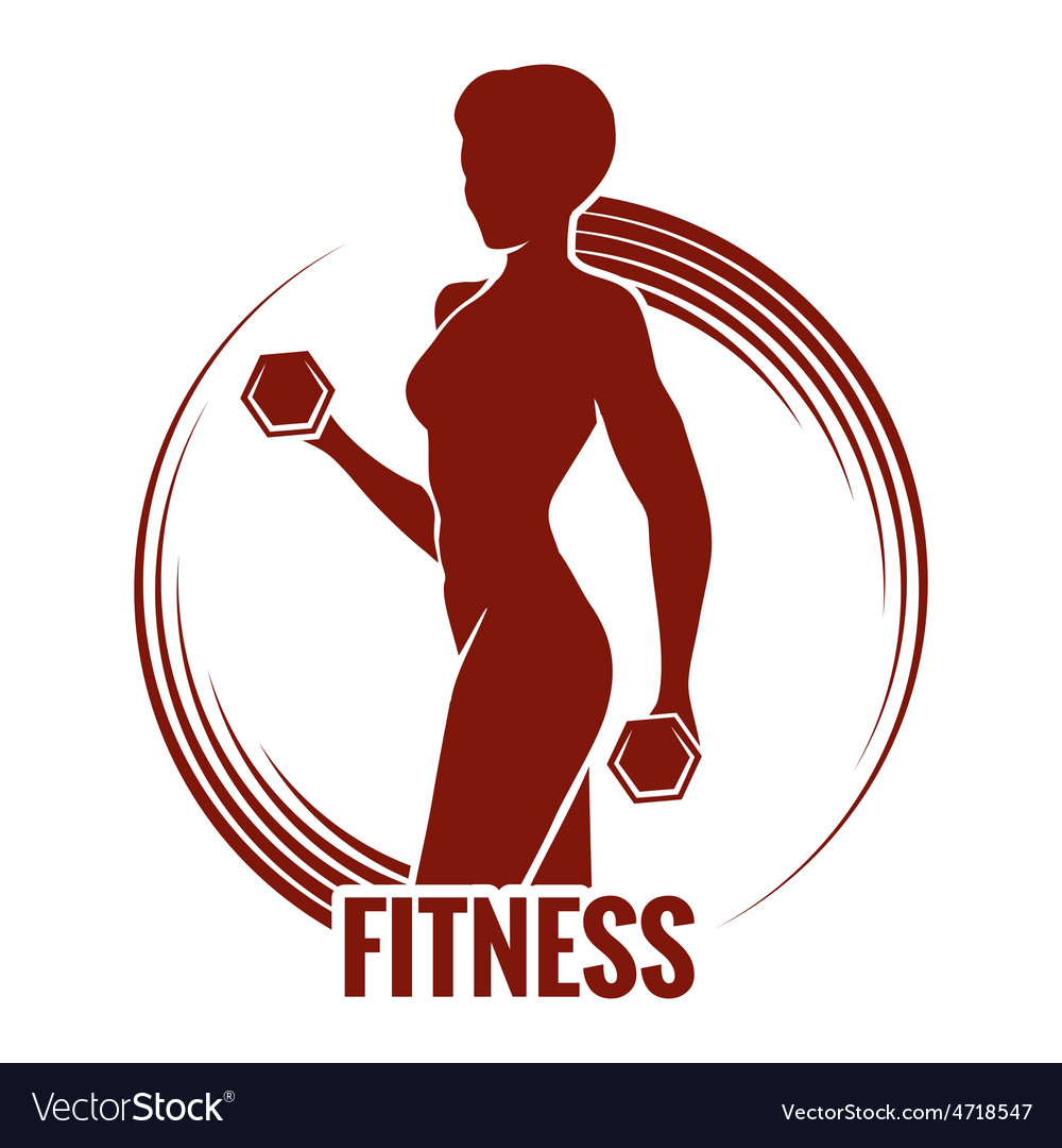 Fitness logo vector | Price: 1 Credit (USD $1)