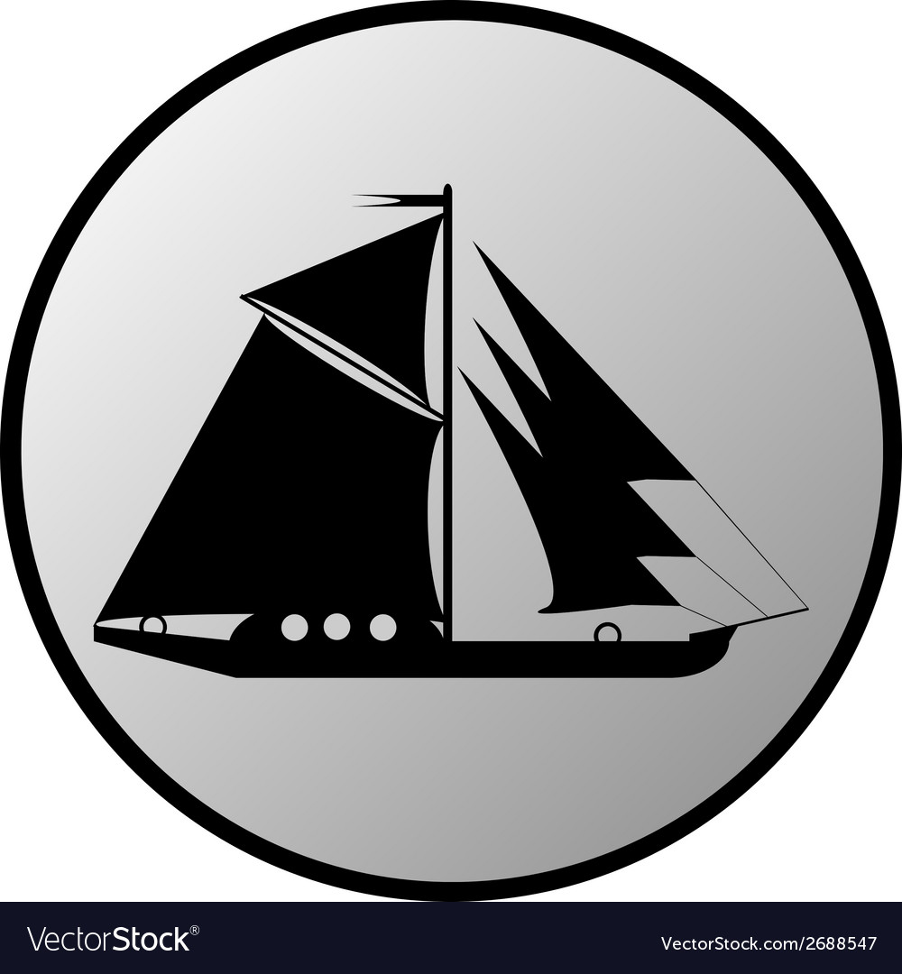 Ship button vector | Price: 1 Credit (USD $1)