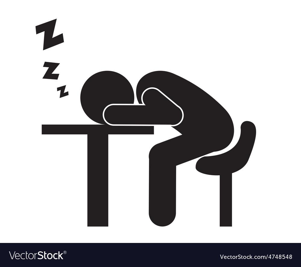 Sleep design vector | Price: 1 Credit (USD $1)