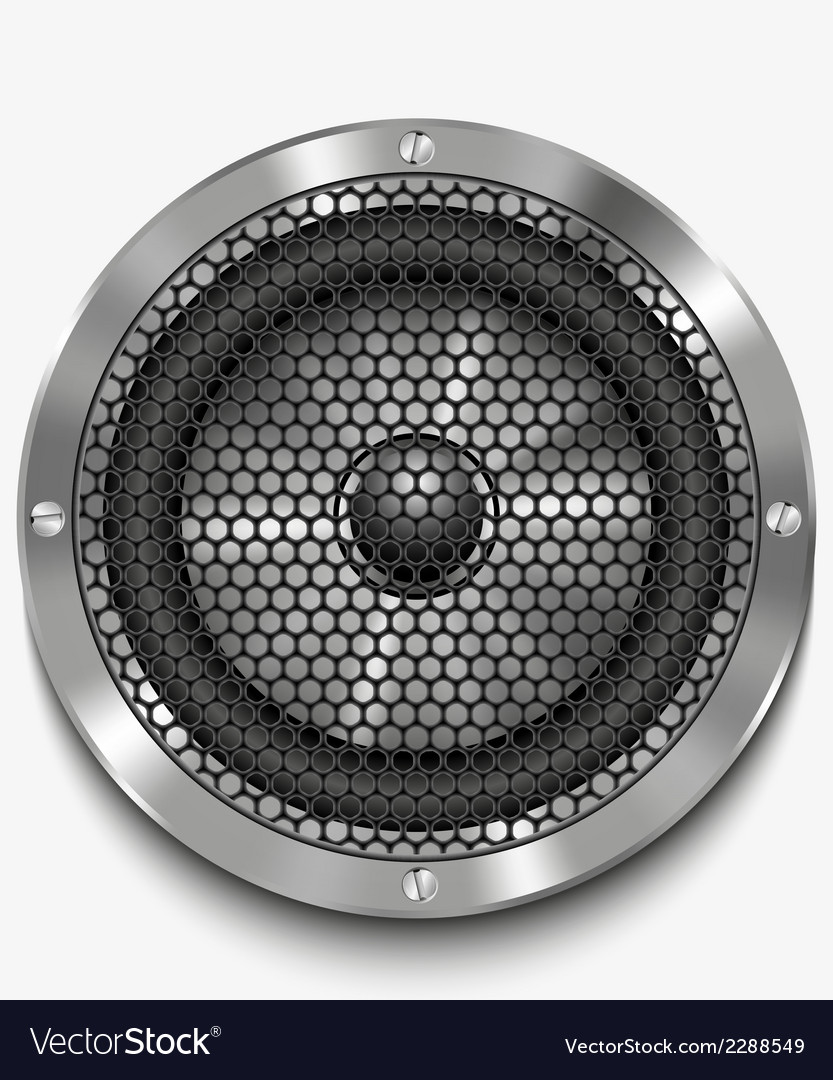 Icon loudspeaker vector | Price: 1 Credit (USD $1)