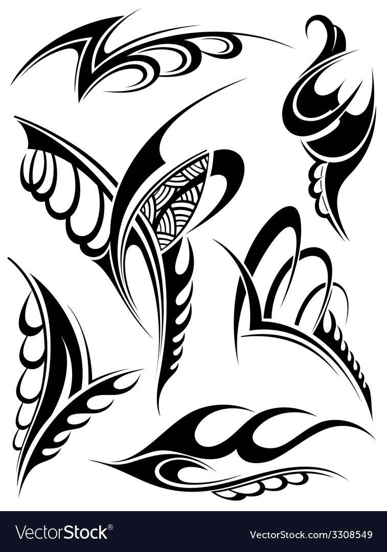 Tattoo design vector | Price: 1 Credit (USD $1)
