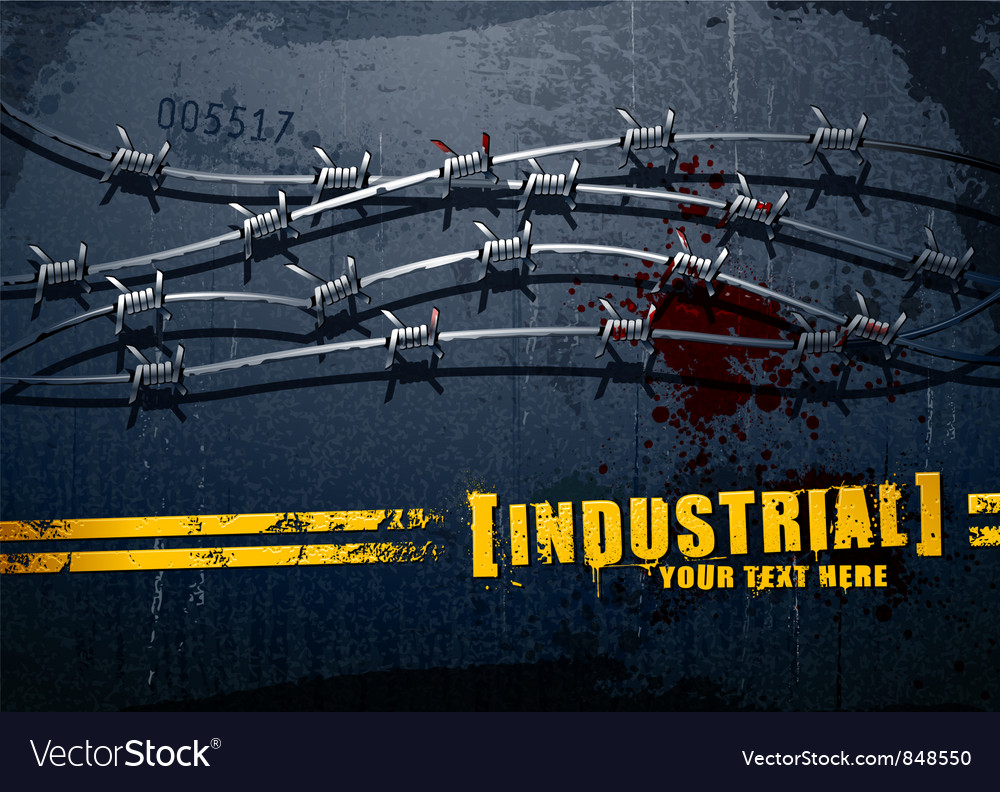 Industrial background vector | Price: 3 Credit (USD $3)