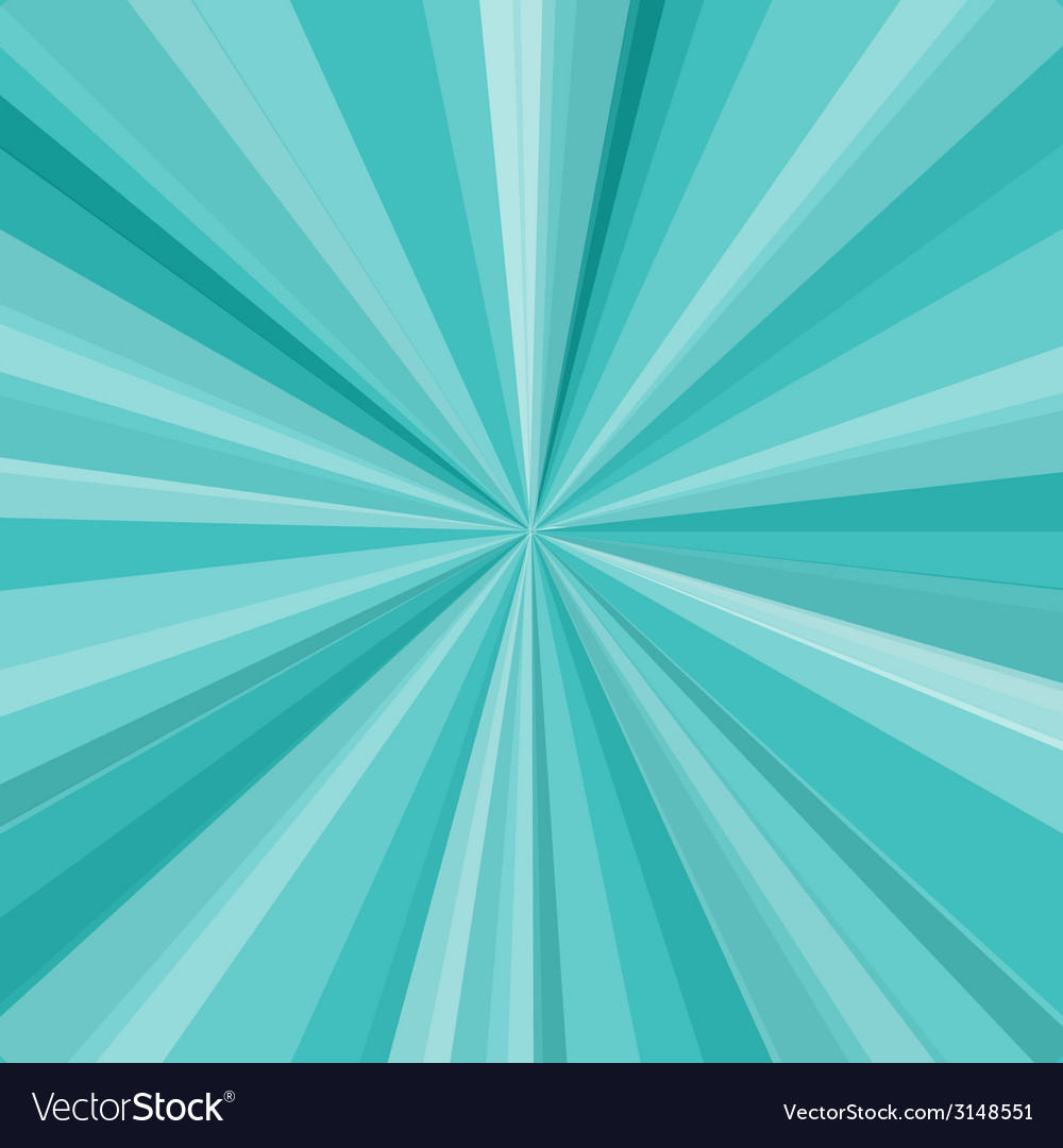 Blue rays background for your bright beams design vector | Price: 1 Credit (USD $1)