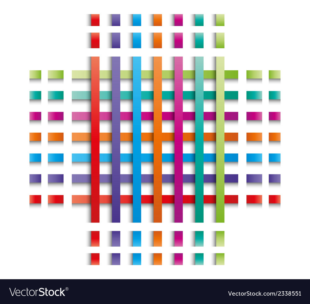 Color lines vector | Price: 1 Credit (USD $1)