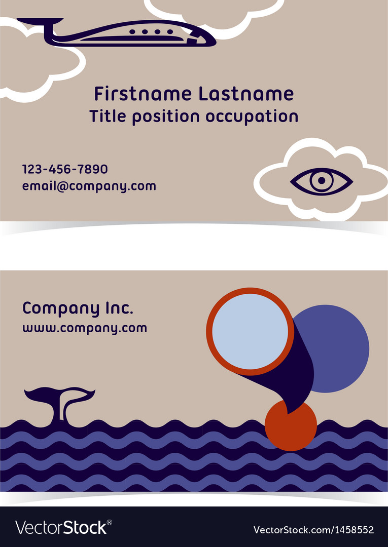 Business card layout editable design template vector   Price: 1 Credit (USD $1)