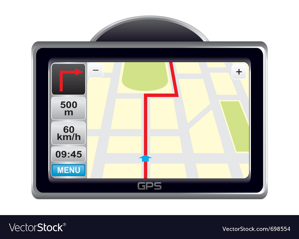 Navigator gps vector | Price: 3 Credit (USD $3)
