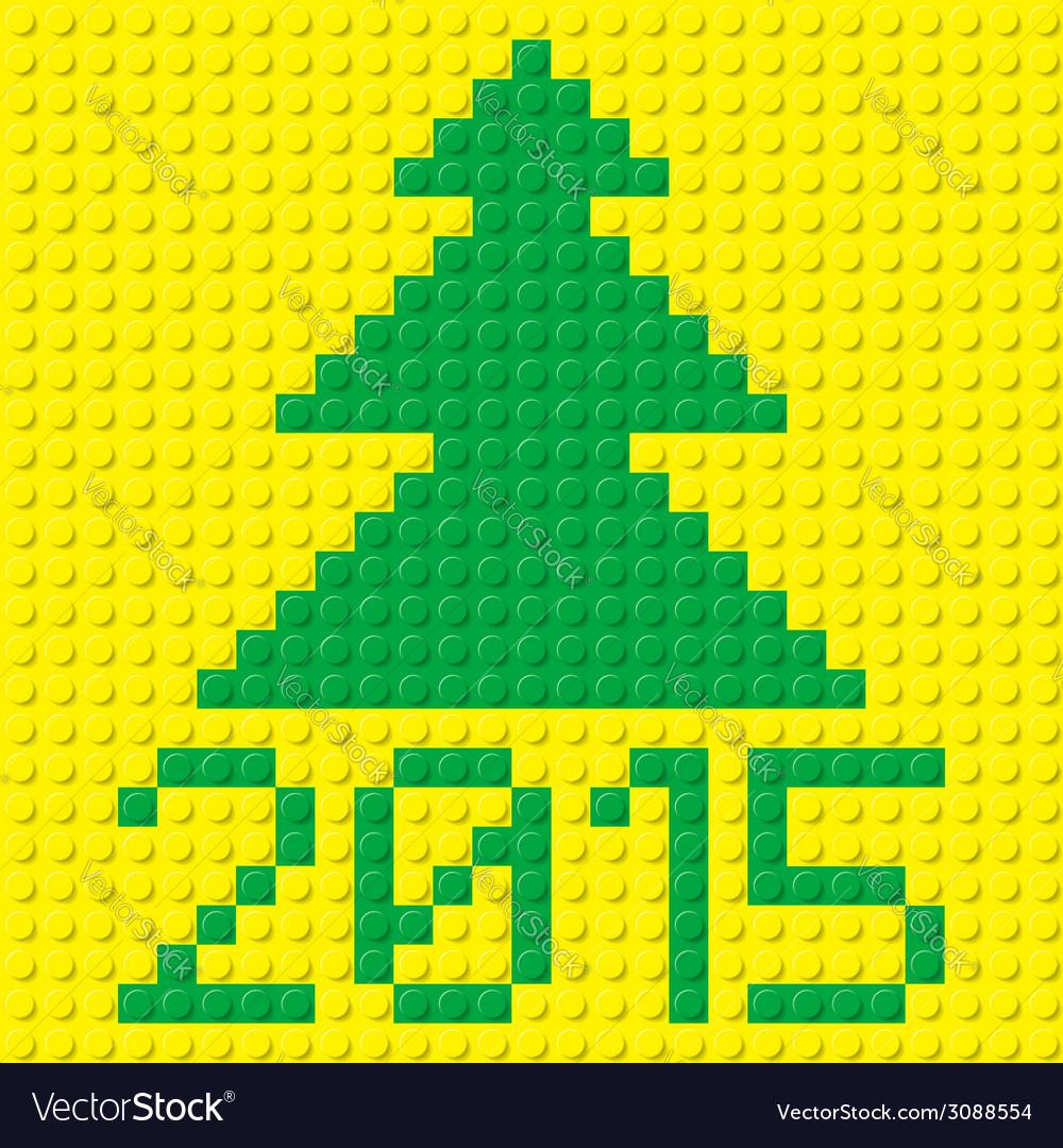New year symbols vector | Price: 1 Credit (USD $1)