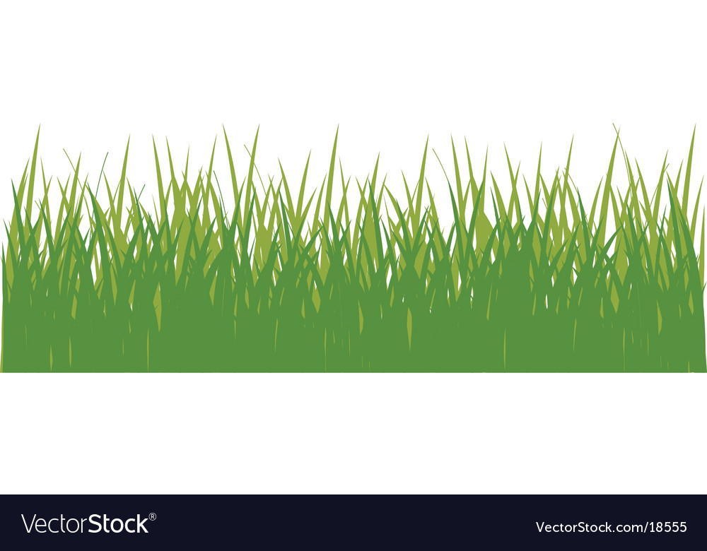 Nature grass design vector | Price: 1 Credit (USD $1)