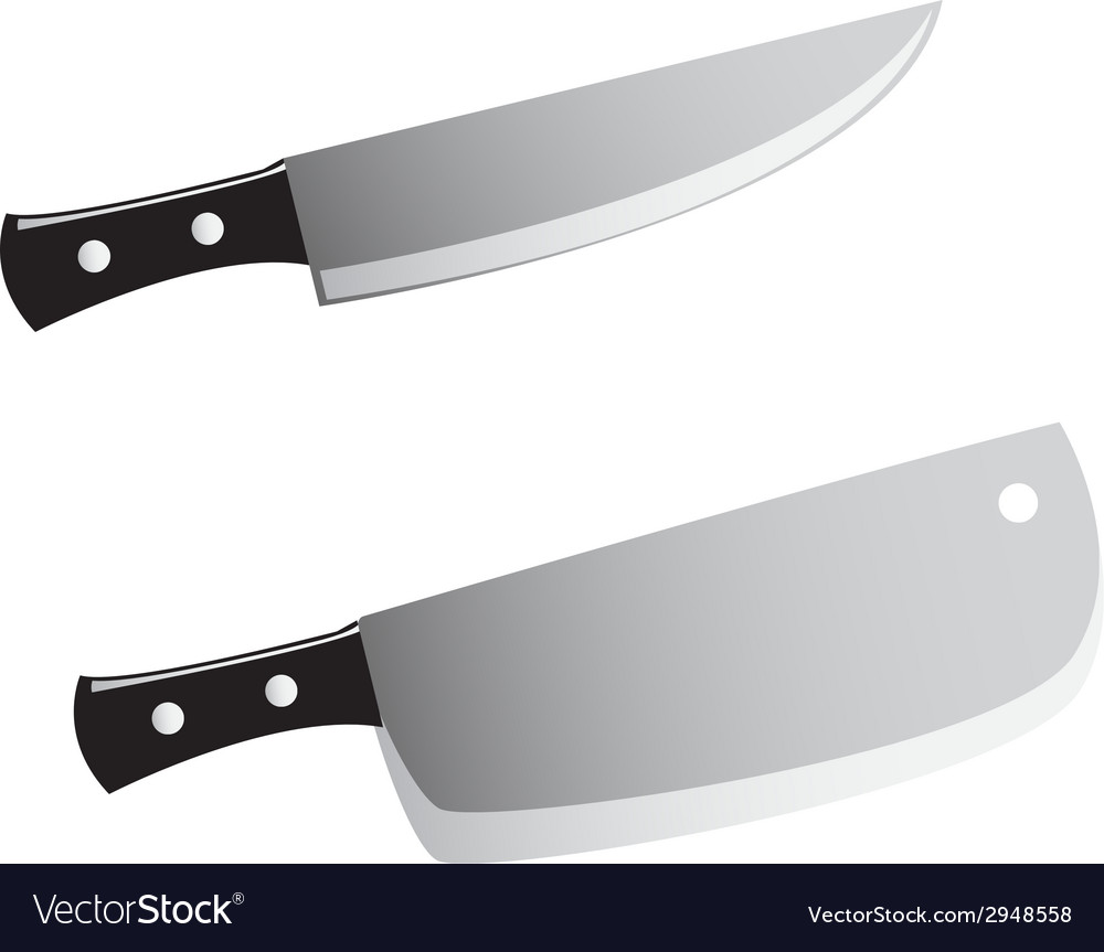 A sharp knife chef for cooking vector | Price: 1 Credit (USD $1)