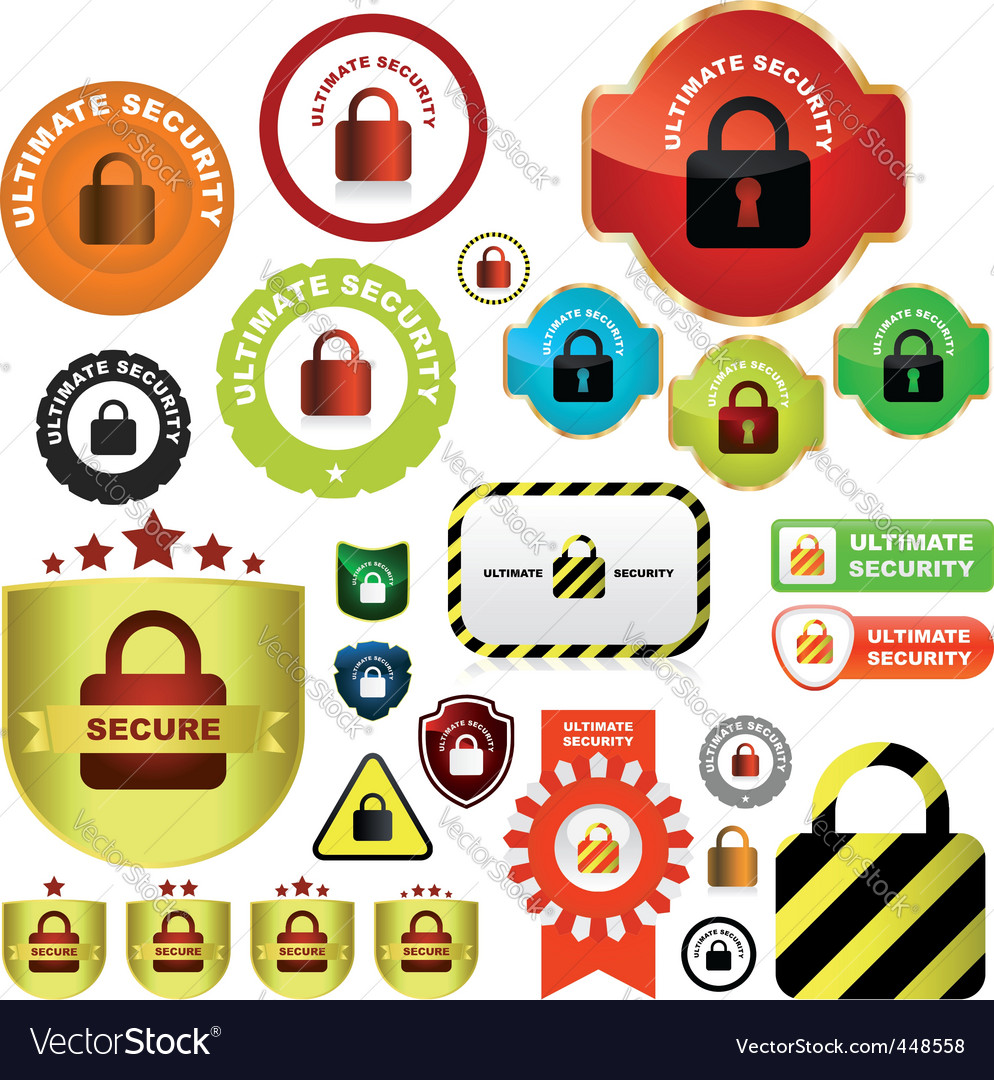 Ultimate security vector | Price: 1 Credit (USD $1)