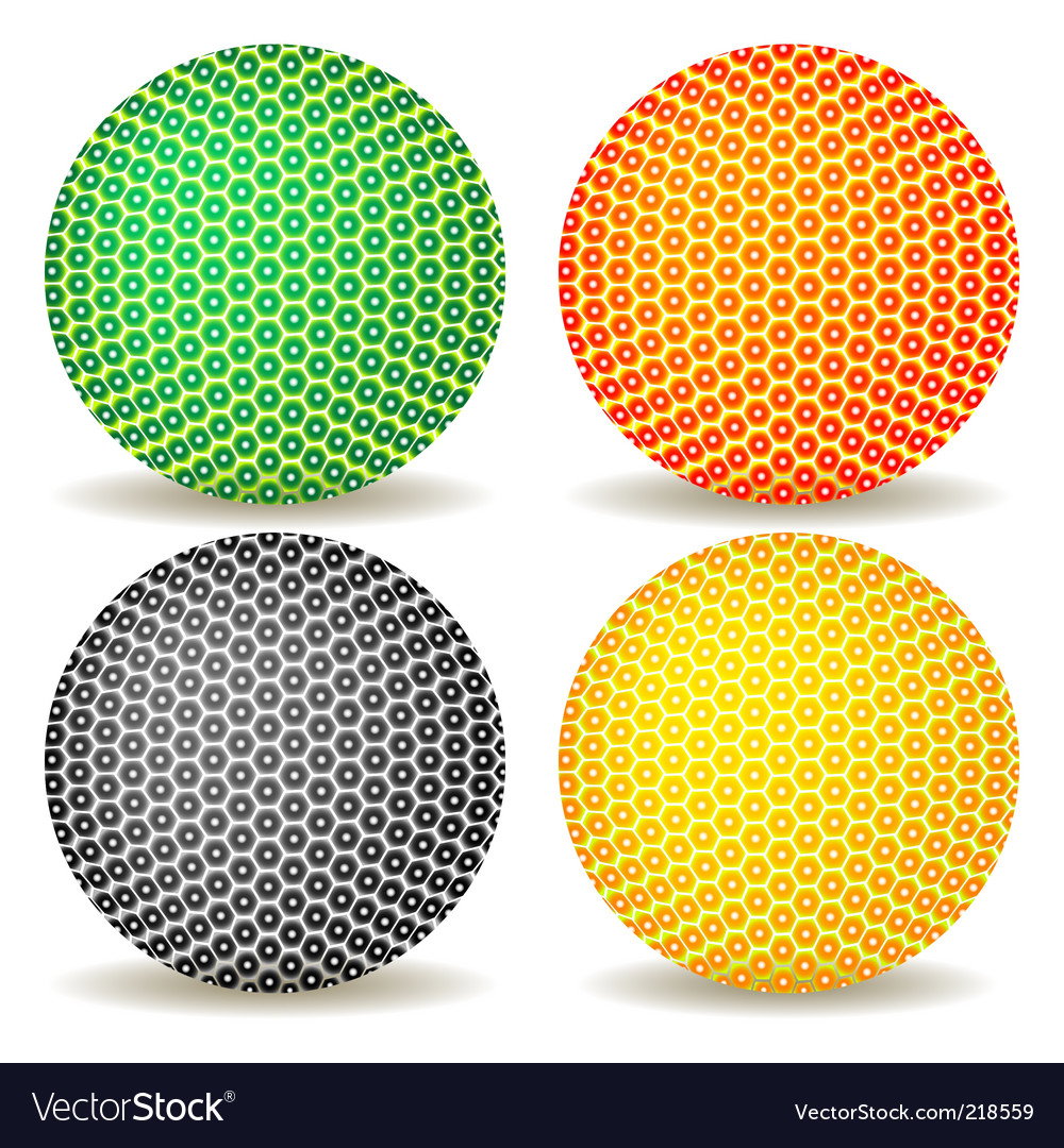 Abstract ball icon vector | Price: 1 Credit (USD $1)