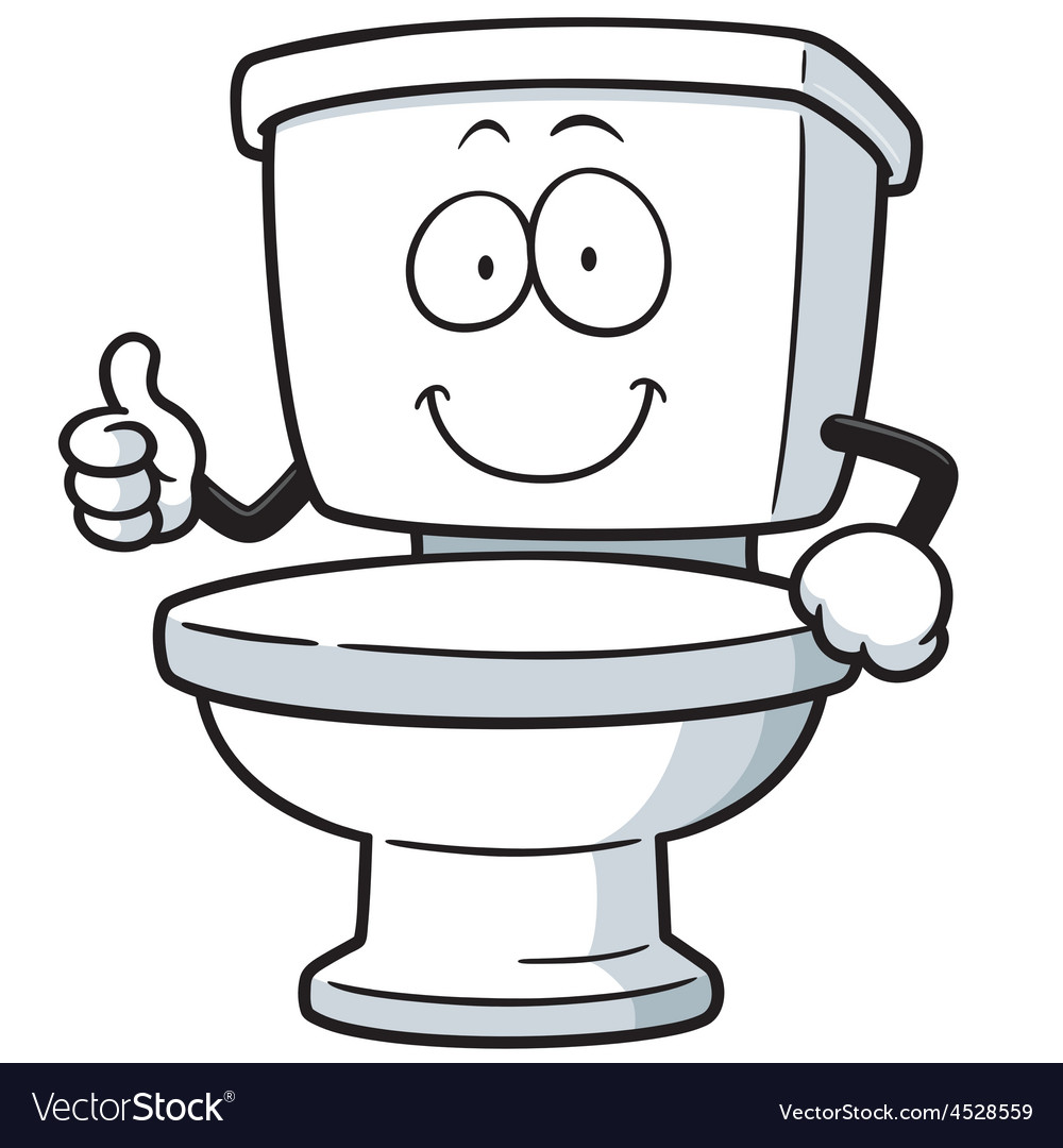 Toilet vector | Price: 3 Credit (USD $3)