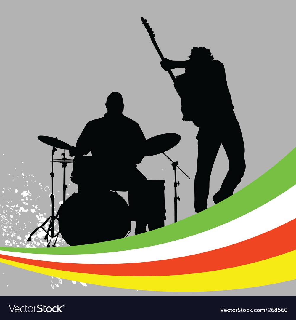 Music concert vector | Price: 1 Credit (USD $1)