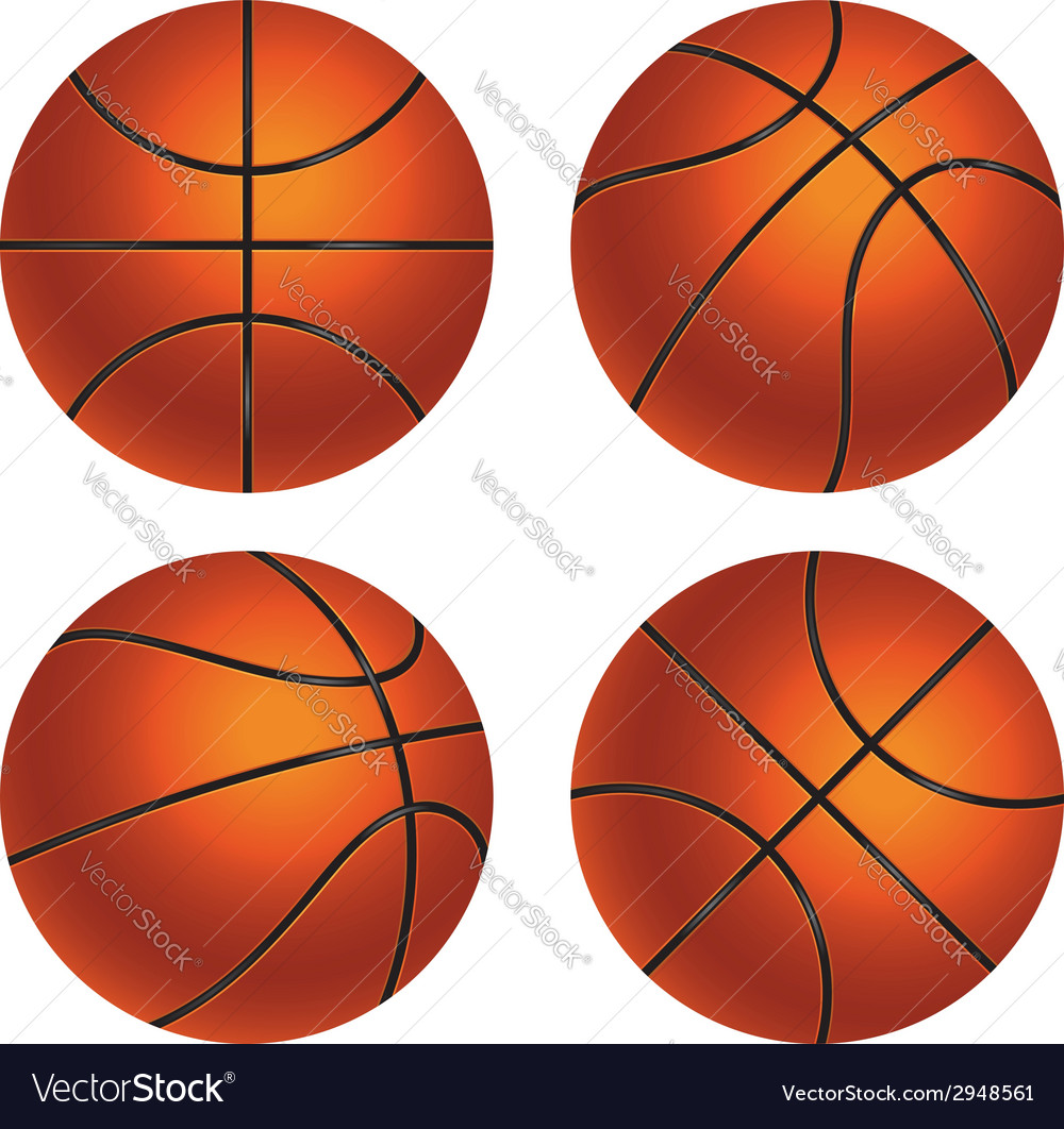 Basketball ball4 vector | Price: 1 Credit (USD $1)