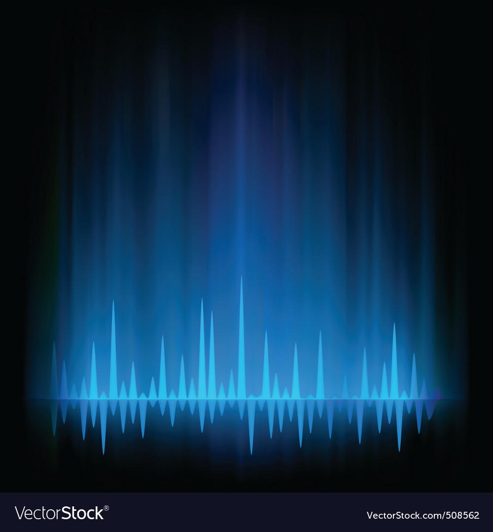 Aurora borealis abstract glow light eps 8 vector   Price: 1 Credit (USD $1)