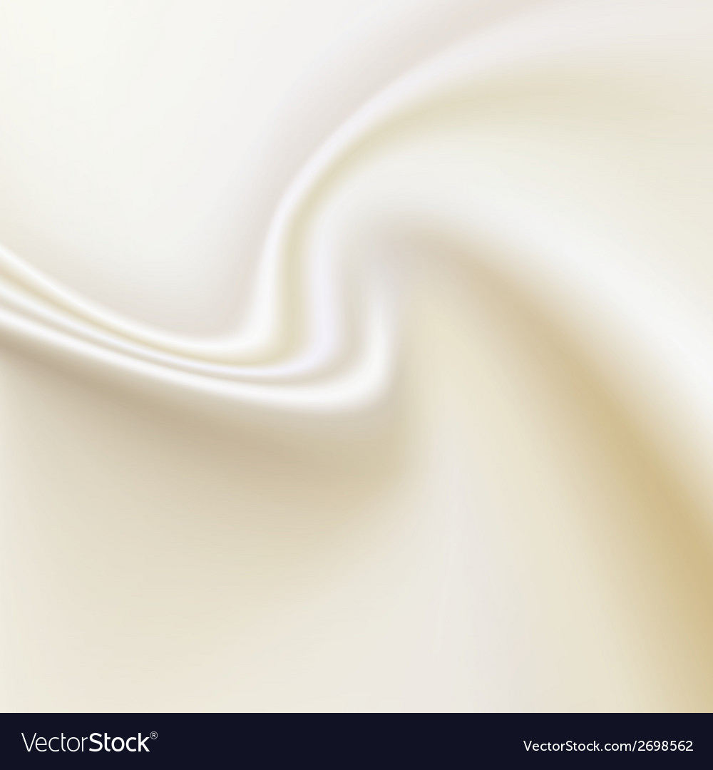 White silk background horizontal composition vector | Price: 1 Credit (USD $1)