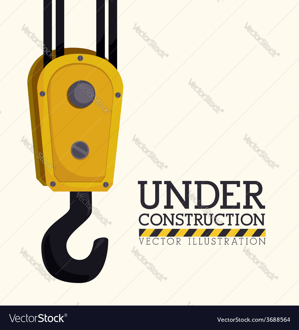 Construction design ilustration vector | Price: 1 Credit (USD $1)