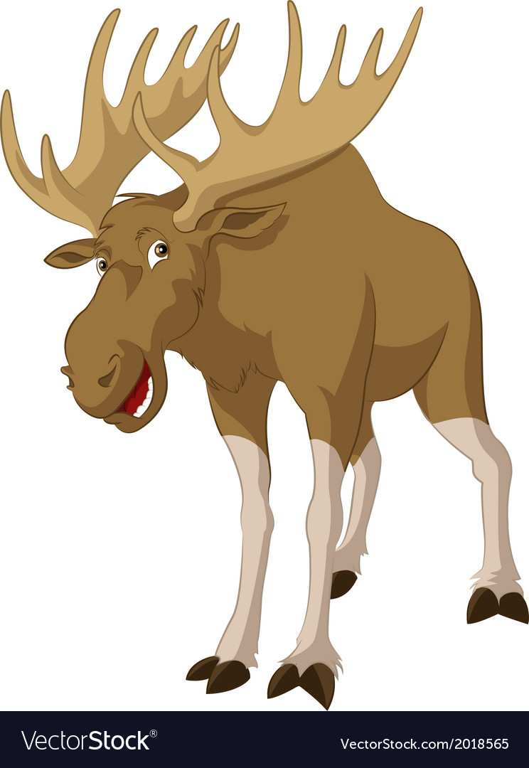 Elk vector | Price: 1 Credit (USD $1)