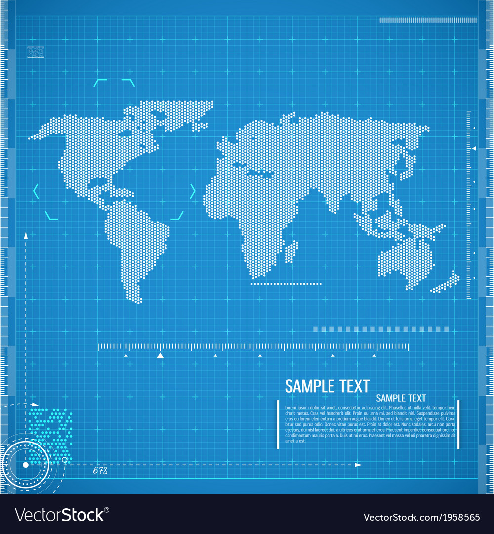 Global business vector | Price: 1 Credit (USD $1)