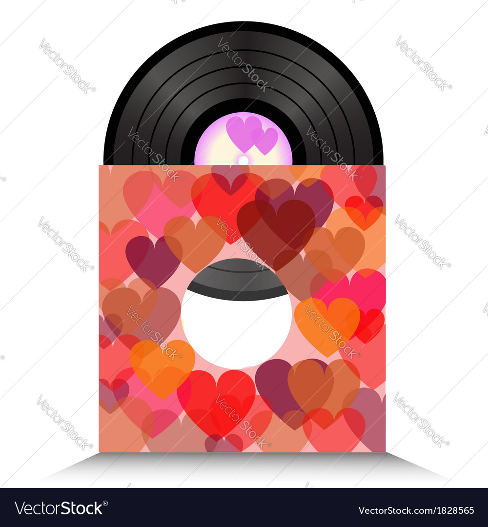 Heart vinil vector | Price: 1 Credit (USD $1)