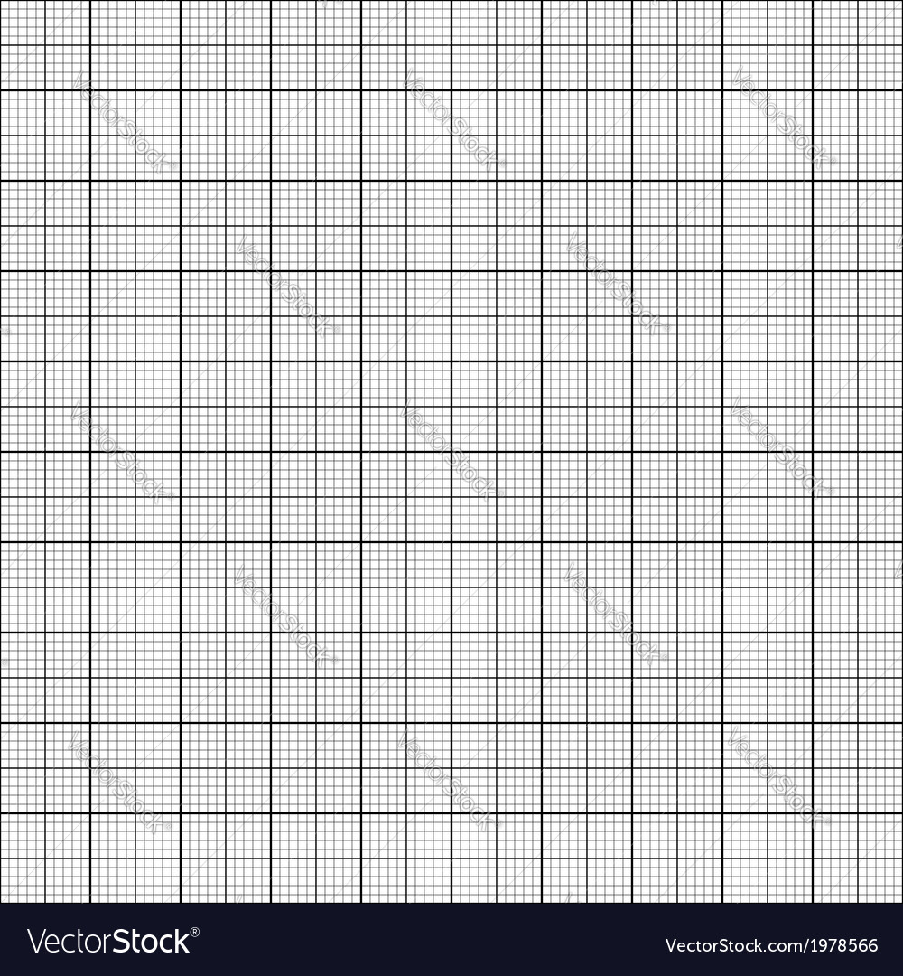Graph paper background vector | Price: 1 Credit (USD $1)