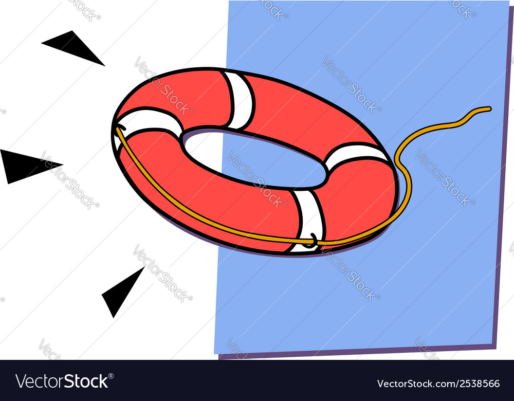 Lifebuoys vector | Price: 1 Credit (USD $1)