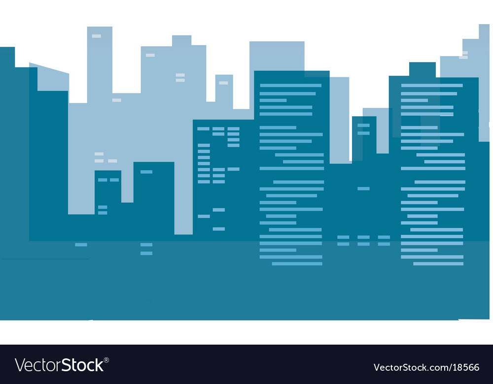 Urban buildings vector   Price: 1 Credit (USD $1)
