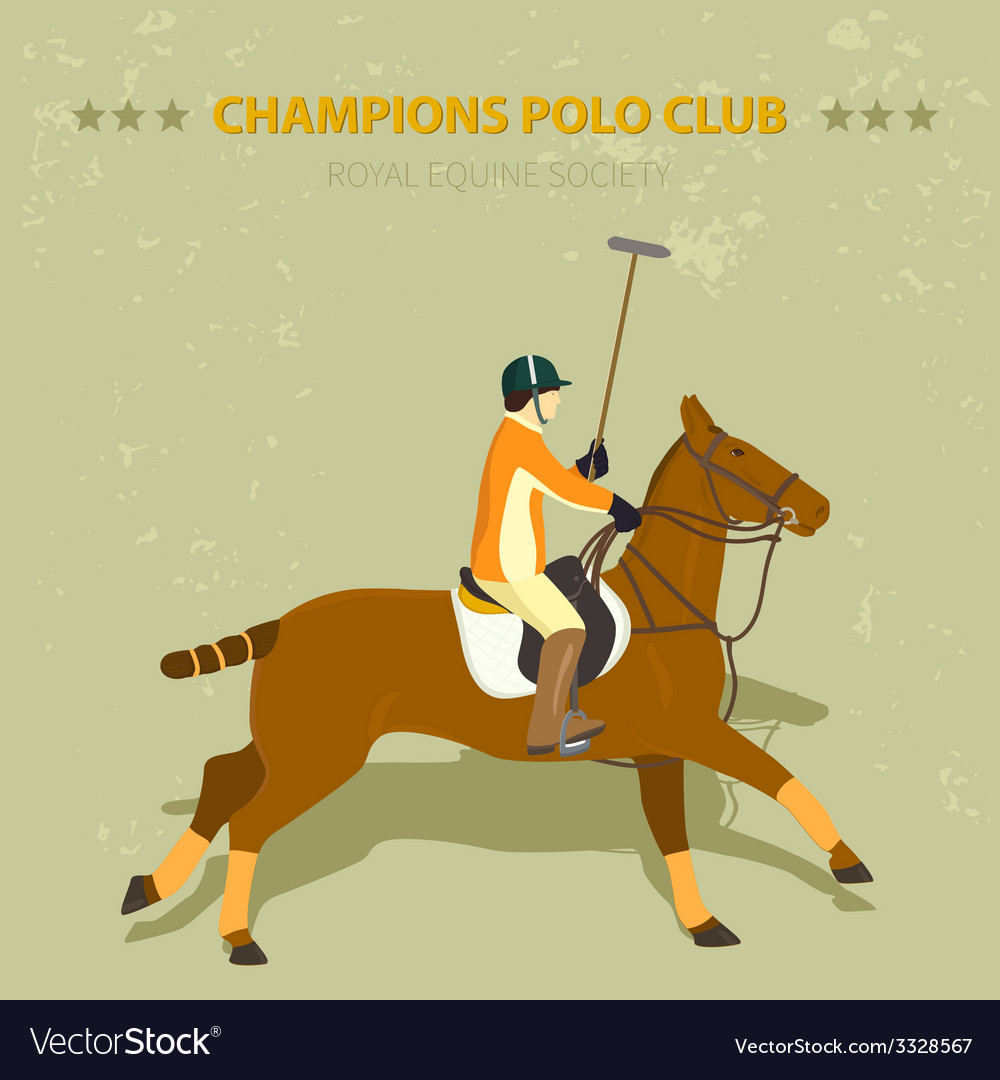 Polo vector | Price: 1 Credit (USD $1)
