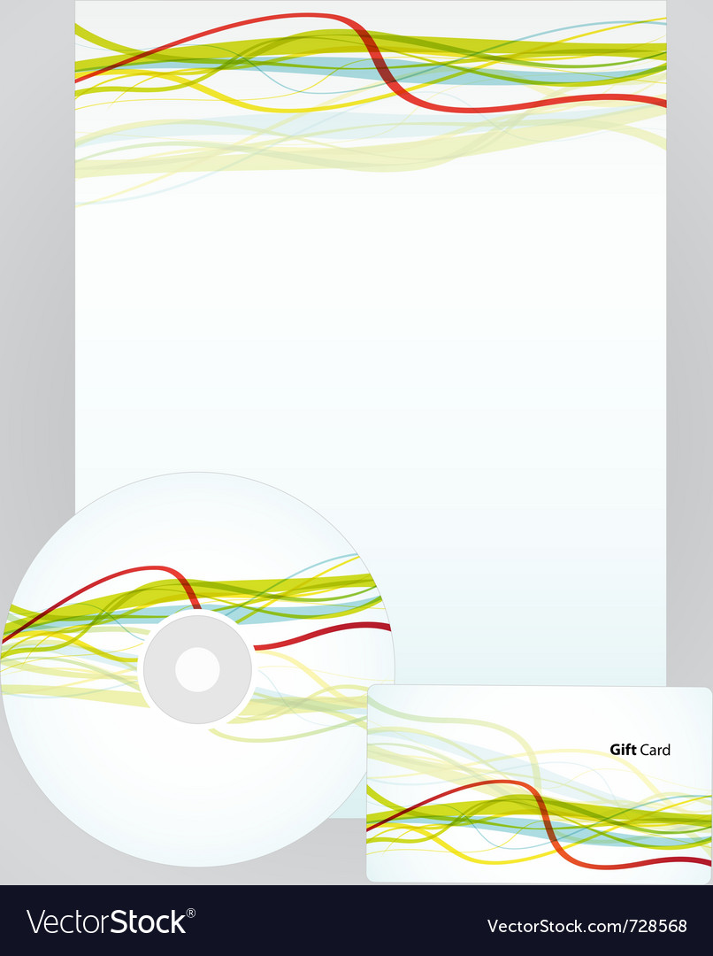 Stationary design vector | Price: 1 Credit (USD $1)