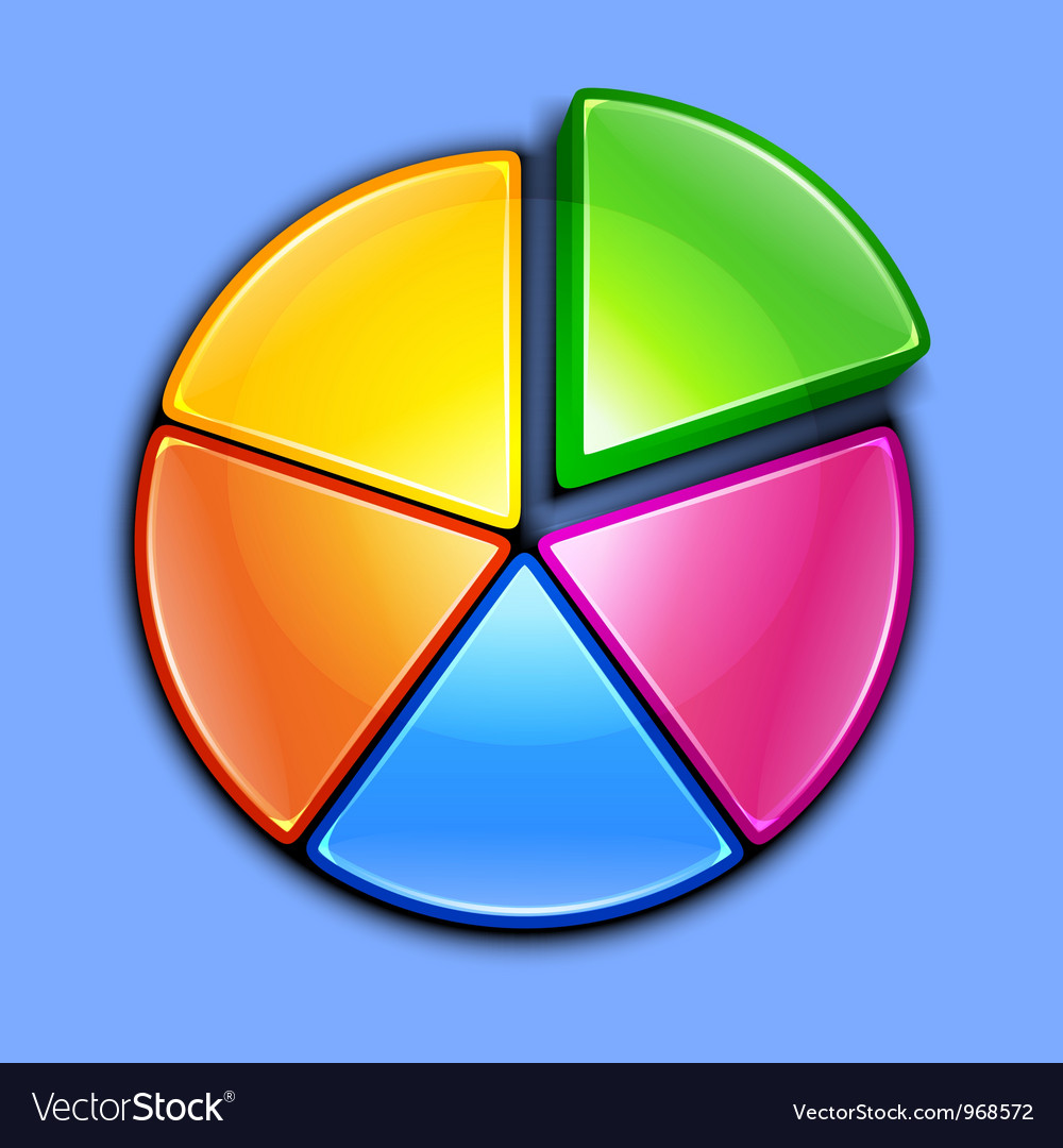 Chart vector | Price: 1 Credit (USD $1)