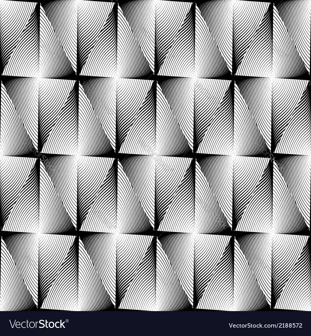 Design seamless diamond trellised pattern vector | Price: 1 Credit (USD $1)