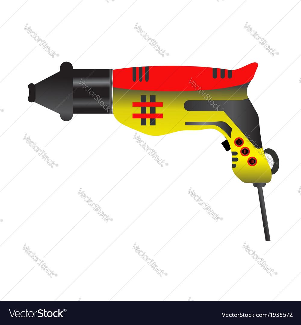 Hair dryer vector | Price: 1 Credit (USD $1)