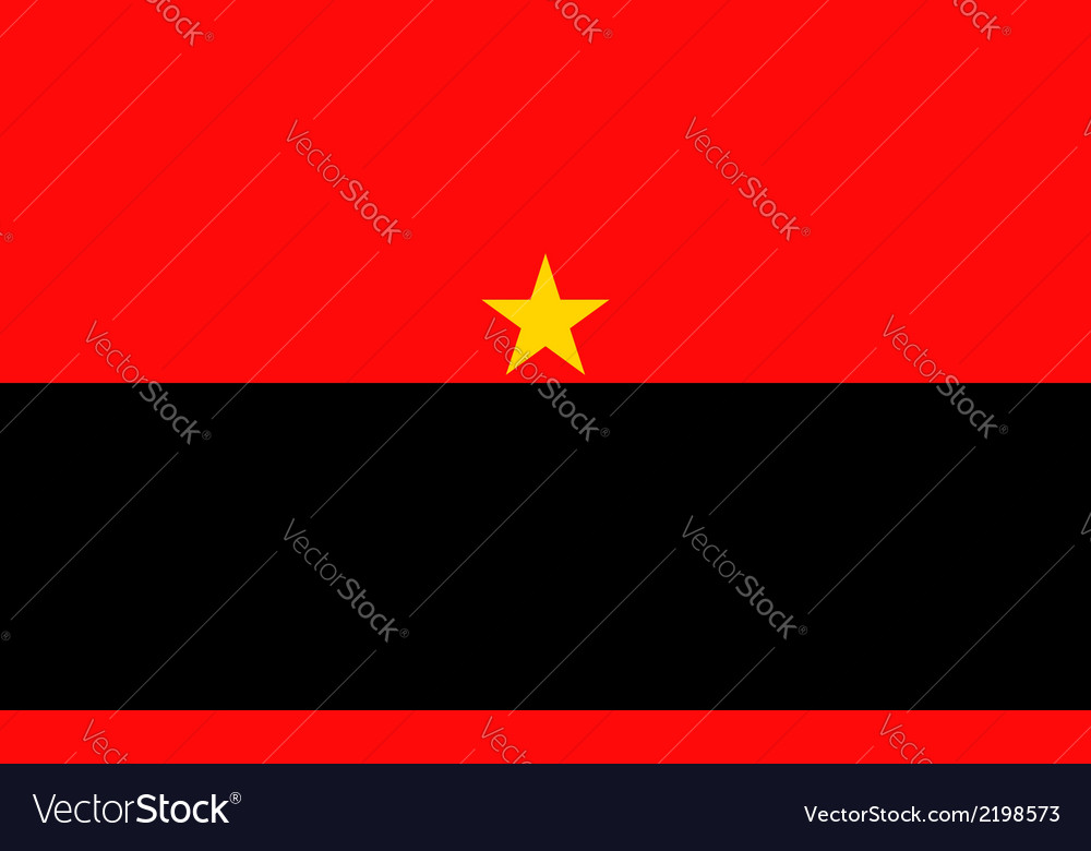 Angola vector | Price: 1 Credit (USD $1)