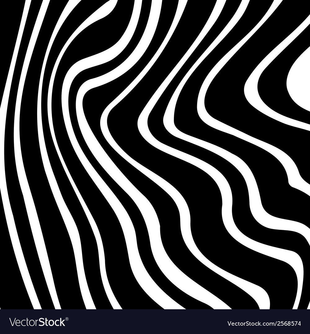Black white striped background for your design vector | Price: 1 Credit (USD $1)