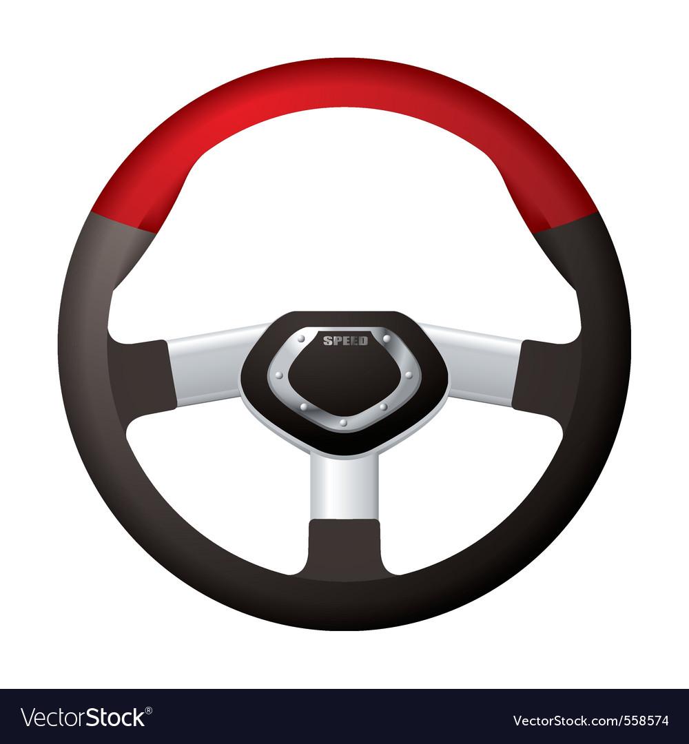 Sports steering wheel vector   Price: 3 Credit (USD $3)