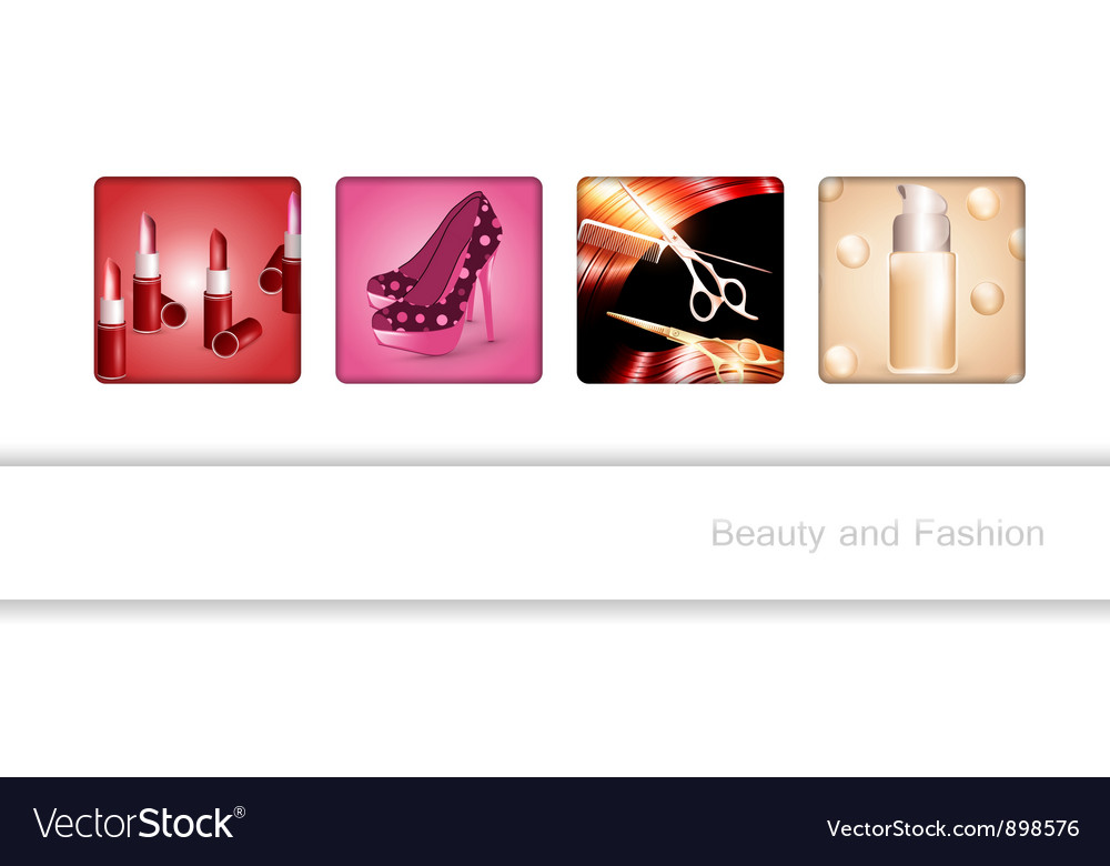 Beauty and fashion templates vector   Price: 1 Credit (USD $1)