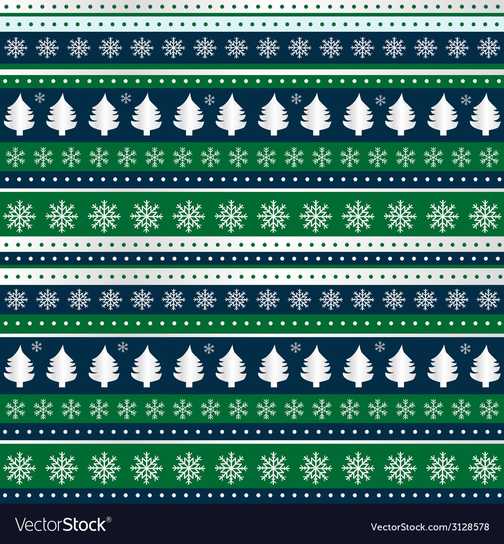 Christmas background for wrapping paper textile vector | Price: 1 Credit (USD $1)