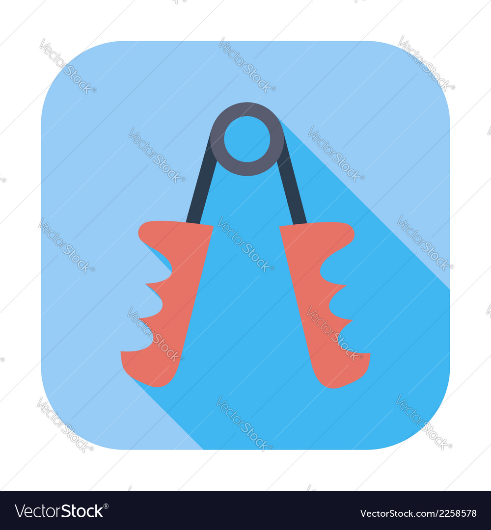 Hand expander icon vector | Price: 1 Credit (USD $1)