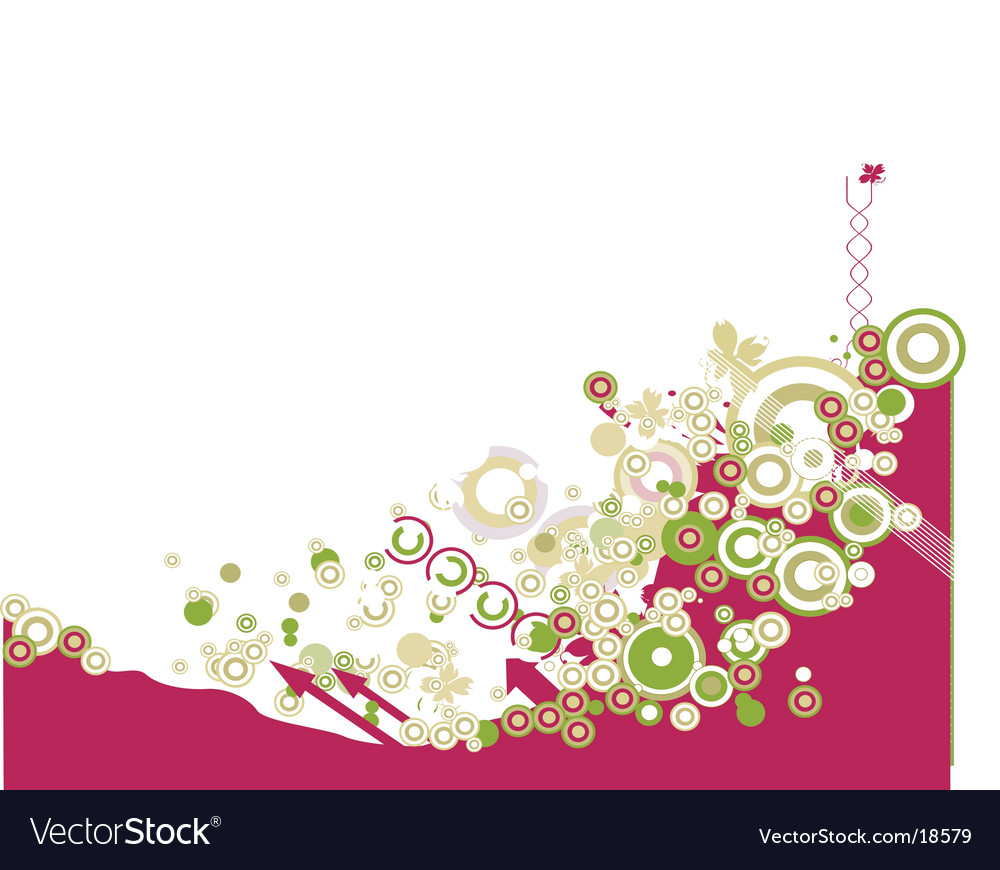Funk design element vector | Price: 1 Credit (USD $1)